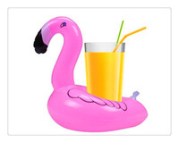 Inflatable Drink Cup Holder Beverage Boats Party Phone Holde...