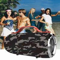 Portable Bluetooth Speaker Outdoor Waterproof Wireless Sound...