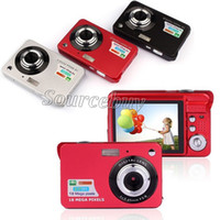 "Mini 2. 7"" TFT LCD Digital Camera 18MP HD 720P 8x Zoom C..."