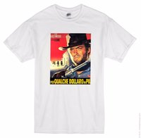 Clint Eastwood For a Few Dollars t- shirt free delivery 100% ...