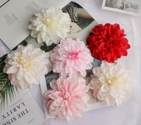 New 12cm simulation dahlia flower wedding DIY background dec...