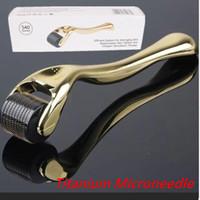 DRS 540 Titan Micro Nadel Diema Roller Dermastamp Therapie Anti Akne Falten Hautpflege Schönheit CE