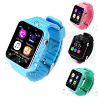 V7K Kids Children Smart Watch Phone GPS LBS AGPS Voice Call ...