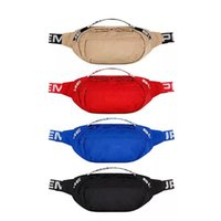 18SS Waist Bag 3M 44th Sup Unisex Fanny Pack Fashion Waist M...