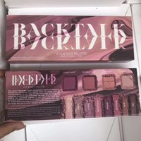 New Arrival BackTalk 12 colors Eyeshadow Palette Eye and Fac...