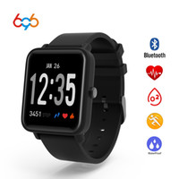 696 DO10 Pulsera Inteligente IP67 Impermeable Monitor de Ritmo Cardíaco Activity Tracker Mujeres hombres Brim Sport Smart Band