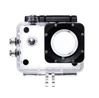 تحت الماء للماء حالة outdoor الرياضة عمل الكاميرا واقية صندوق القضية ل sjcam SJ4000 SJ4000 wifi زائد eken h9