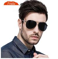 FRALU Top qualität glaslinse designer marke Sonnenbrille frauen männer vintage klassische sonnenbrille feminin neue farben oculos de sol