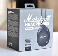 professional Marshall monitor wireless bluetooth headphone p...