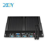 XCY Celeron 1037U Mini Industrial Computer Dual Core Dual Th...