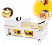 Gıda İşleme Pişirme Elektrikli Suffle Waffle Maker Sıcak Kalbur Makinesi