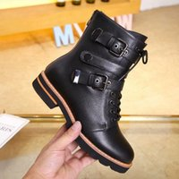 Brand New Fashion Women Square High Thick Heel Ankle Boots P...
