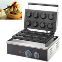 Yumurta Tart Cilt Yapımı Pişirme Makinesi; Yumurta Tart tartlet Kabuk Makinesi Kalıp Makinesi; Peynirli Tart Cilt Makinesi
