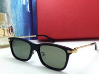 Luxury 0199 Sunglasses For Men Square Frame Popular UV Prote...