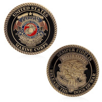 United States Marine Corps Commemorative Challenge Coin Coll...