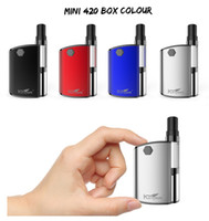 Original Kangvape Mini 420 Kit E Cigarettes Vape Mods Kit Va...