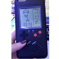 Retro Game Consoles Phone Back Game case TPU for iPhone 6 7 ...