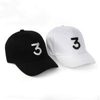 Шанс 3 F1 Рэпер Бейсболка письмо вышивки Snapback Caps Мужчины Женщины Hip Hop Hat Street Trucker шляпы