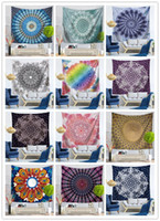33 Design Mandala Wall Hanging Tapestry Printing Beach Towel...