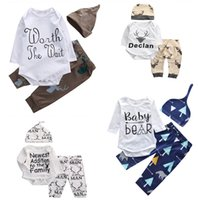 Newborn Baby Christmas Clothes Intant Toddler Kids Clothing ...