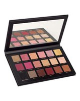 Limited- edition 18 Colors Eye Shadow Palette Rose Gold Remas...
