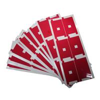 Pellicola adesiva retroilluminata rossa per iphone 6 LCD Sreen Display retroilluminato Pellicole adesive Sostituzione nastro