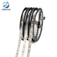 Super Bright 5m 5630 5050 3528 SMD 60led m LED-Streifenlicht Wasserdicht Flexiable 300LED Cool Pure Warm White Rot Blau Grün 12V