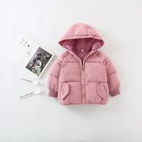 Warm Winter Children Baby Infants Girls Boys Kids Cartoon Ho...