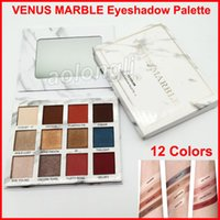New Marble 12 Color eyeshadow Venus Marble 12 Color Makeup E...