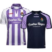 92c33b6820067 2018 19 Real Valladolid Camisas De Futebol Verde Enes Ünal Nacho Futbol  Camisetas Camisa De
