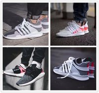EQT Support Future 93 96 16 Black White Stripe Zebra Women M...