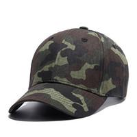 Boné de beisebol Dos Homens Cap Tático Capuz Camuflagem Snapback Chapéus  Para Homens de Alta Qualidade Osso Chapéu Bonés Camionista 433aa1f0d92