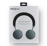 News Rock Muma Stereo Headphones 3. 5mm Dynamic Audio Earphon...
