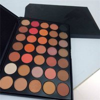 Hot selling 35O2 second Nature 35 Color Eyeshadow Palette Ma...