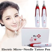 micro needle roller beauty equipment derma pen MYM derma sta...