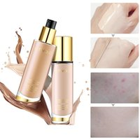 O. TWO. O 8 Colors Make Up Foundation Beauty Waterproof Flawle...