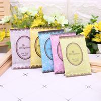 Natürliche Lufterfrischer Parfüm Vanille Beutel Papiertüte Zitrone Erdbeere Rose Lavendel für Auto Home Fragrances