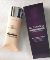 Hot Brand BB Flawless Cream Corrector Corrector Fortalecedor 50ML ACTIVATEUR TEINT Primer Base Maquillaje Coutour fond de teint