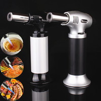New 1300C Butane Scorch Torch Jet Flame Lighters Chef Cookin...