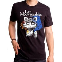 Rock Heavy Metal Style Cat in Les miserables Meowserables Mu...