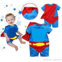 طفل قطعة واحدة الطفل السروال القصير الفتيان الفتيات رومبير الملابس وأكمام قصيرة 5 تصاميم