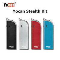 Authentic Yocan Stealth Kit Wax & Oil 2 in 1 Vaporizer Pen 6...