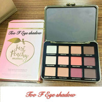 Too F eye shadow palette eyeshadow Too F 12 colors Peaches E...