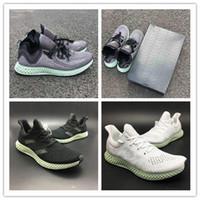 outlet store d7c5d e3882 New Futurecraft Alphaedge 4D Ltd 4D Men Runner Running Zapatillas de  deporte para hombre Zapatillas deportivas