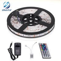 LED 5050 RGB Strip 300LEDs Flexible Color Changing Full Kit ...