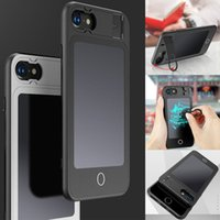 360 Degree Protection Writing Tablet Phone Case for iPhone X...