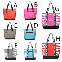 8 Colors PINK Style Womens Handbags Shoulder Bags Outdoors T...