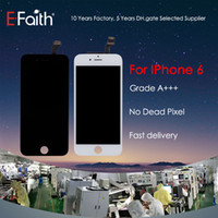 Grade A+ + + Quality LCD With Free DHL Sihpping For iphone 6 L...