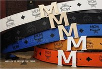 M buckle Fashion brand Belts High Quality Designer Luxury Be...
