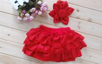kids clothing Baby PP pants+ Flower headhand, Baby girl Ruffle...
